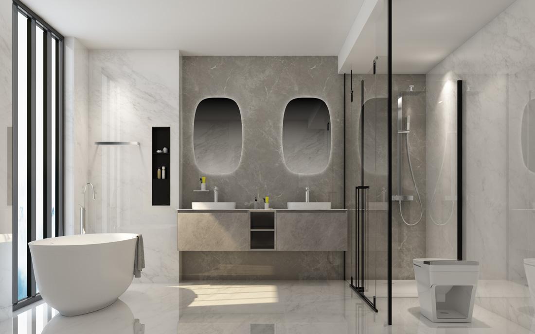 7.6㎡/#G3820235-V8 大理石的空间,高级奢华