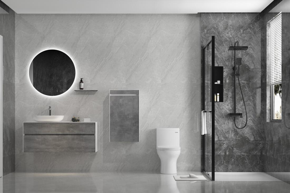 5.78㎡/G1734239-V6 简约质感,工业高级灰浴室