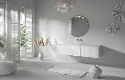 朵纳卫浴 Wave Pro 涟漪 浴室柜